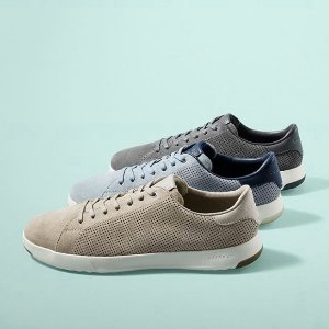 Up to 50% Off+Extra 25% Off Cole Haan Shoes @ Bloomingdales