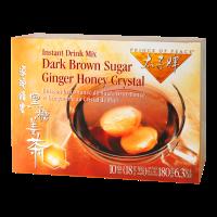太子牌速溶蜂蜜黑糖姜茶,10包