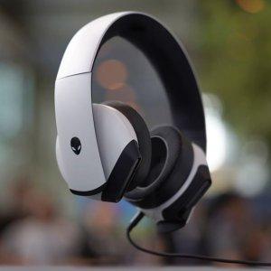 售价€79 多种设备兼容Alienware 外星人专业电竞耳机 清晰环绕声 专业降噪 舒适不压耳