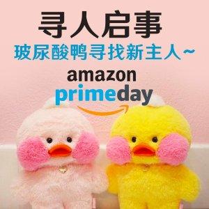 Prime Day时间公布 抽奖送Prime会员亚马逊 Prime Day 买什么   粉丝最爱单品逐个数