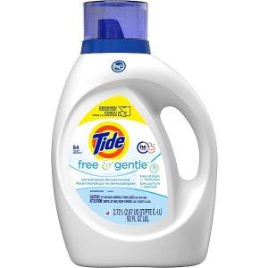 Tide无香型洗衣液