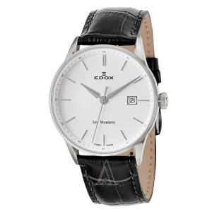 EDOX Les Vauberts Men's Watch 70172-3A-AIN