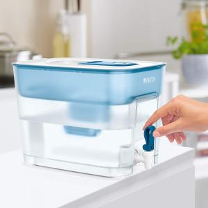 上新:Brita 过滤水箱8.2L 含1个滤芯 大容量让你更爱喝水