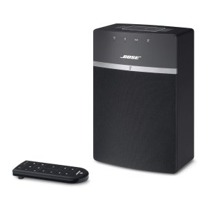 Bose SoundTouch 10 wireless speaker, works with Alexa
