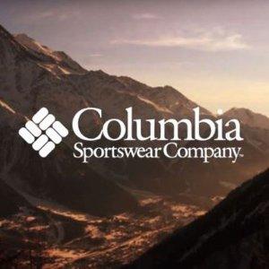 低至5折  $18收户外背包折扣升级:Columbia 折扣区海量上新 $40收拼色防水夹克
