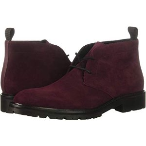 $31.7起(原价$150) 4色可选Calvin Klein 男士系带短靴