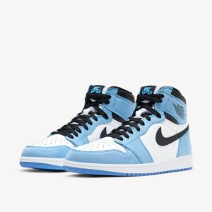 3月6日9点发售 €159.99收Nike 北卡蓝 AJ 来袭 超高颜值 最经典的配色之一