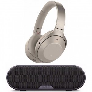 $298.00 no tax + Free SRS-XB2Sony  WH-1000XM2 Premium Noise Cancelling Wireless Headphones