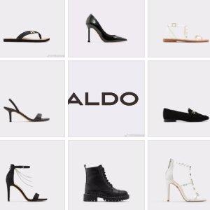 3折起!£38收Gucci平替乐福折扣升级:ALDO官网 夏季大促 鞋子、包包 完美大牌平替