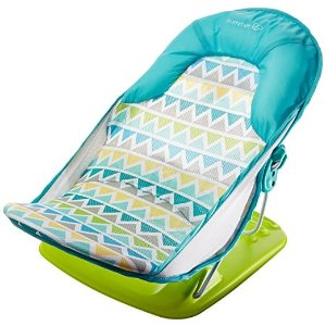 Summer InfantDeluxe Baby Bather, Triangle Stripe