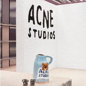 €230收超火荧光绿卫衣Acne Studios 秋冬款上新 动物系列卫衣也有