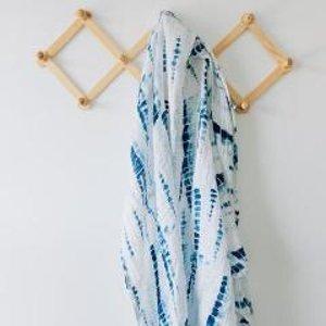 8.5折+无税 纱布包巾$17起StrollerHaus 多功能包巾、小毯子特卖