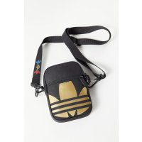 Adidas logo斜挎包