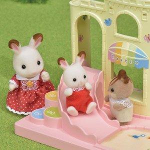 低至51折 $3.71起Calico Critters 日本激萌动物玩具多款特价热卖中 萌化你的心