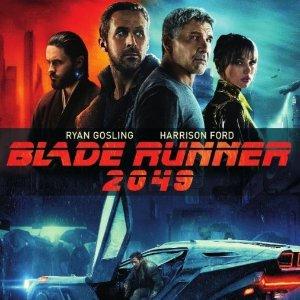 $12Blade Runner 2049 Blu-ray/DVD Movie