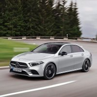 2019 Mercedes A220