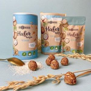 4种口味可选 纯天然无添加HaferHAPS 燕麦球免费试吃 随身携带小零食 减肥人士必备