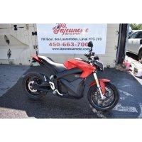 2017 Zero Motorcycles Zero SR