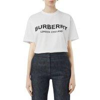 Burberry 字母T恤