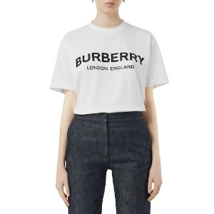 Burberry15% off with $500 PurchaseLOGO PRINT COTTON JERSEY T-SHIRT