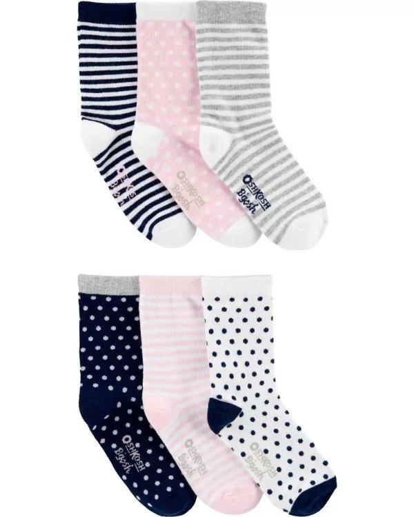 小童袜子6双