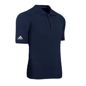 $14.25adidas Men's ClimaLite Blended Pique Polo