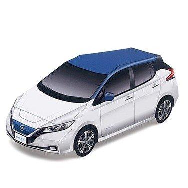 Nissan Leaf 折纸模型免费下载