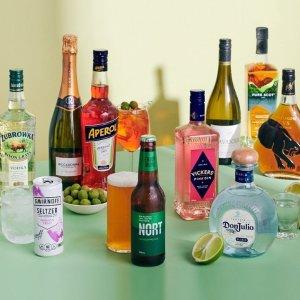 7.8折起 苹果西打12瓶仅$30Dan Murphy's 低酒精、无酒精的少女酒单鉴赏 小酌怡情