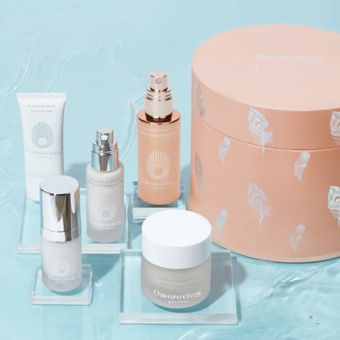 $125 ($370 Value)New Release: SkinStore x Omorovicza Limited Edition Box