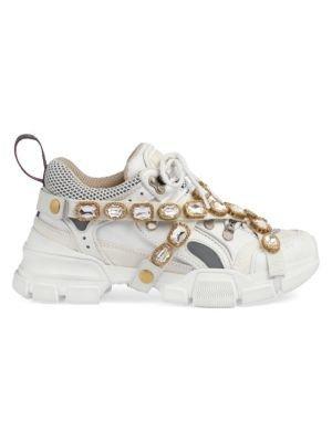 水晶休闲鞋