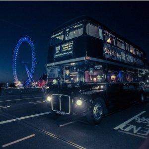 £7.75/人起鬼巴士夜游 伦敦、爱丁堡、约克三城可选