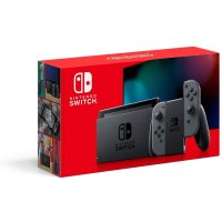 Nintendo Switch 32GB 续航增强版 灰色
