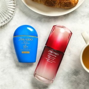 20% Off Sitewide or 30% Off Best SellersExtended: Shiseido Black Friday Beauty Offer