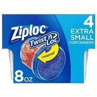 Ziploc 8oz保鲜盒 24个