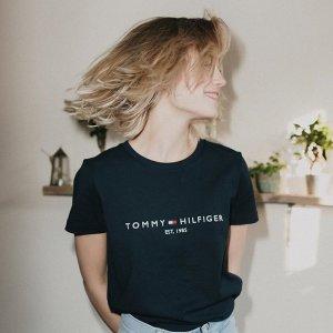 低至5折Tommy Hilfiger 时尚服饰热卖,Logo帽衫$23