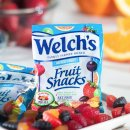 $10.99 Welch's Fruit Snacks, Mixed, 80 counts, 4.5 Pounds