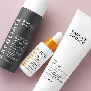 20% Off + GWPPaula's Choice Skincare Sale
