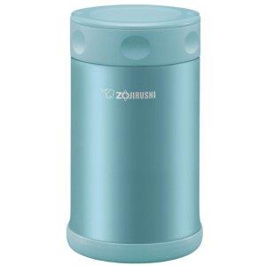 史低价:象印 大升装不锈钢焖烧杯 750ml 蓝色