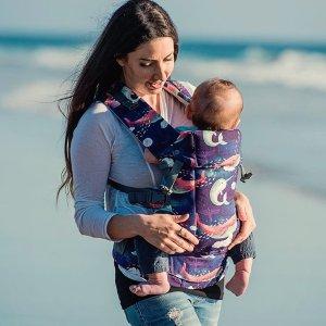8折无税 薄款透气更应季新品上市:Beco 四式婴儿背带特卖 肩带更宽更舒适