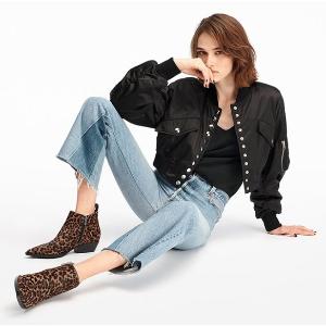 低至5折+额外8折macys.com 女士时尚美靴限时热卖 SW平替款$39