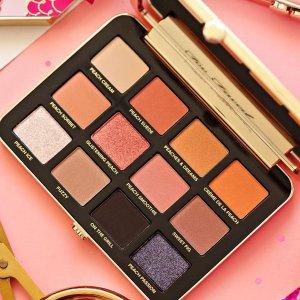 低至3.6折 妆前乳仅$12.97Too Faced 彩妆产品大促 收白桃12色眼影盘