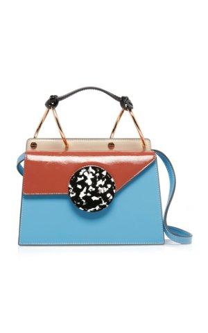 Phoebe Bis Patent Leather Bag by Danse Lente | Moda Operandi