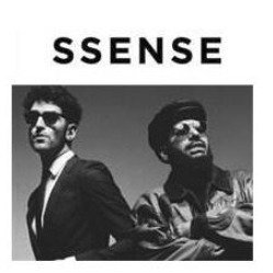 Up to 50% OFFMen's Sale @ SSENSE