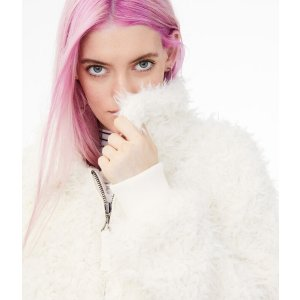 Faux Fur Yeti Jacket