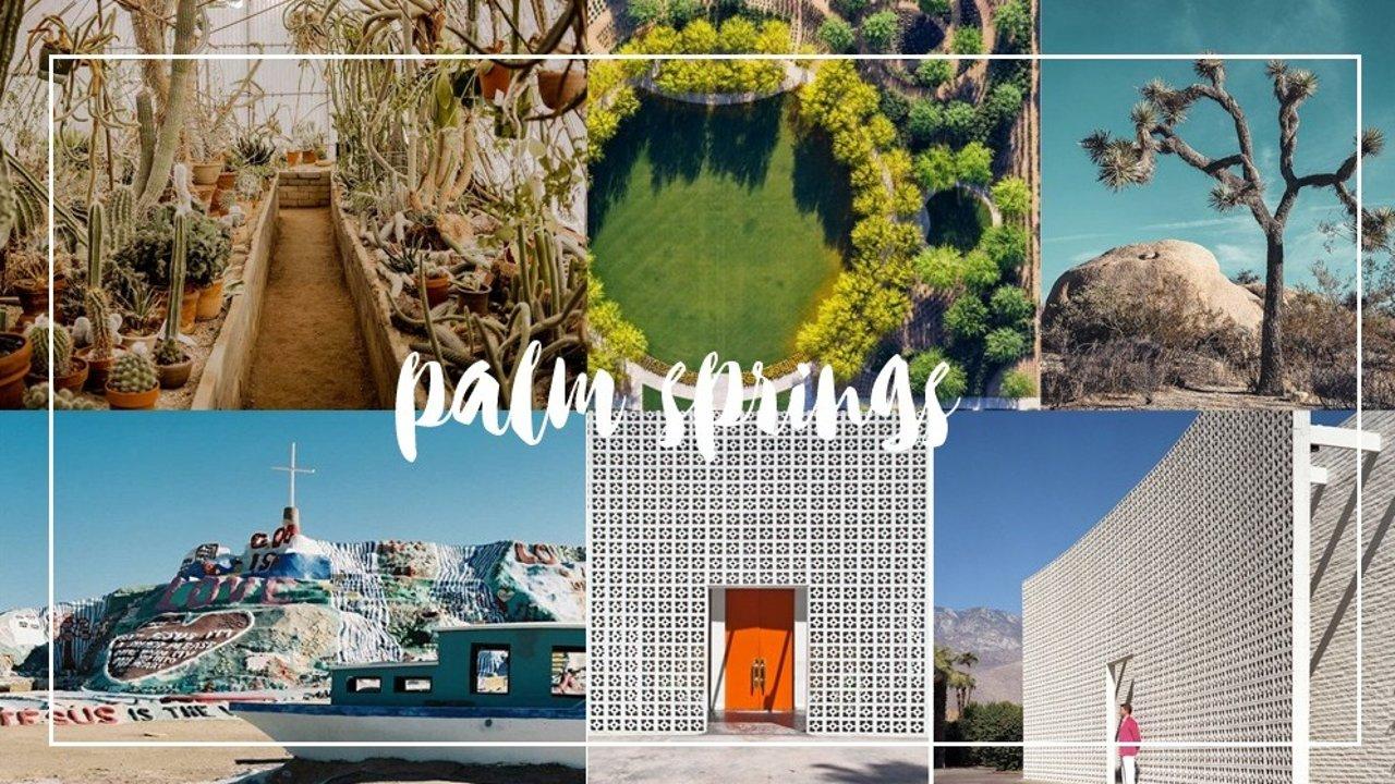 加州棕榈泉旅行攻略 | 娱乐、住宿、购物、必打卡景点推荐!