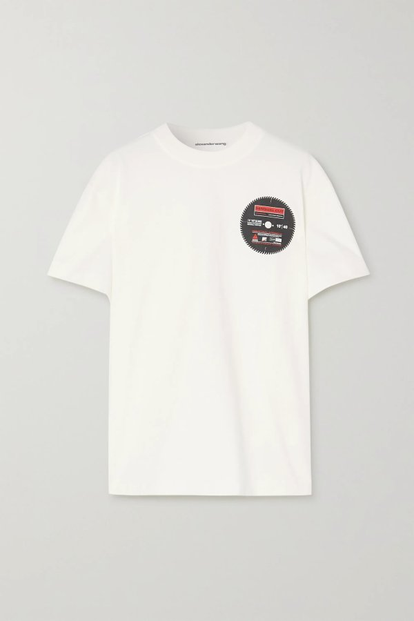 Printed T恤