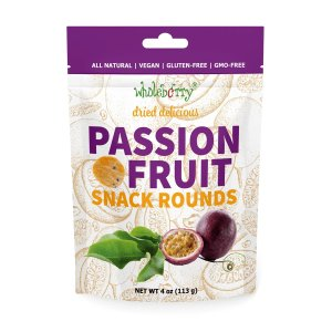 Wholeberry Passion Fruit 4oz package