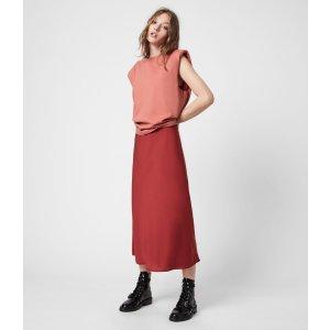 AllSaints2合1连衣裙