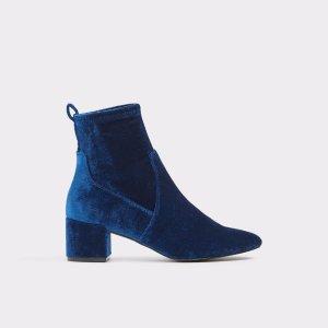 满$150享6.9折Stefi-N 麂皮袜靴