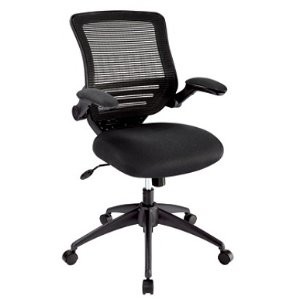 $71.99Realspace Calusa Mesh Mid-Back Chair (Black or Silver)